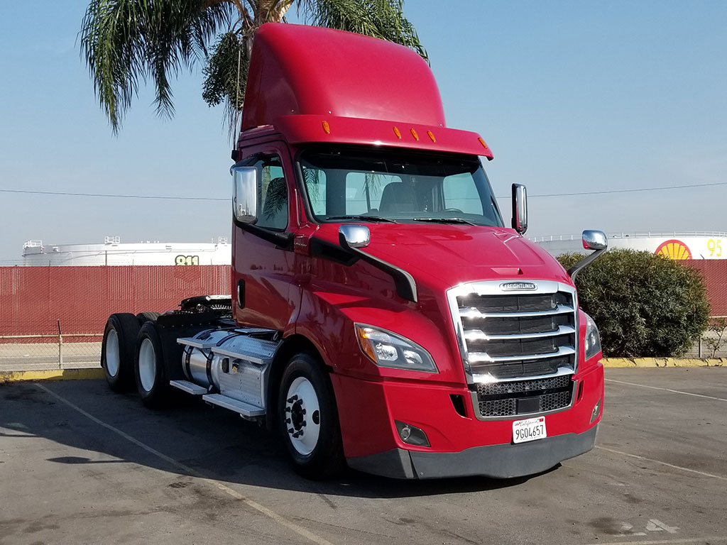 2019 Freightliner Cascadia 116 Day Cab